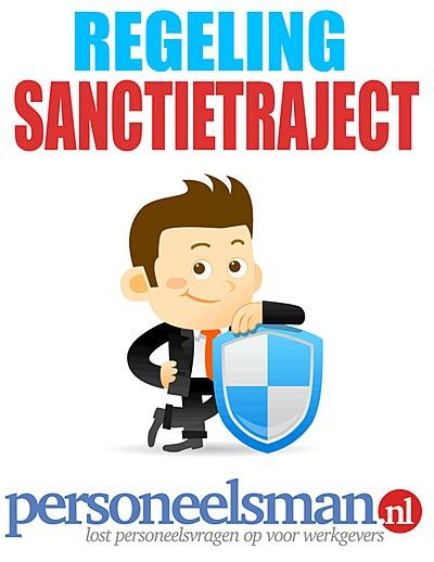 sanctietraject_regeling