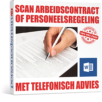 arbeidscontract controleren